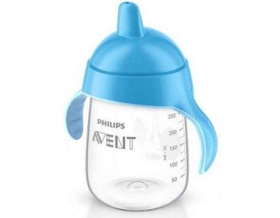 Philips Avent Hrneček pro první doušky Premium 340 ml - Modrá
