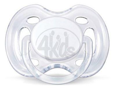Philips Avent Šidítko Sensitive 0 - 6m - Bílá