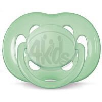 Philips Avent Šidítko Sensitive 6 - 18m - Zelená