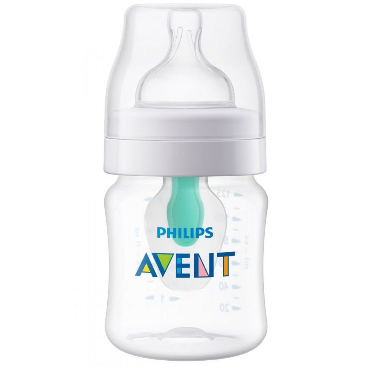 Philips Avent Láhev Anti-colic 125 ml s ventilem AirFree 1 ks