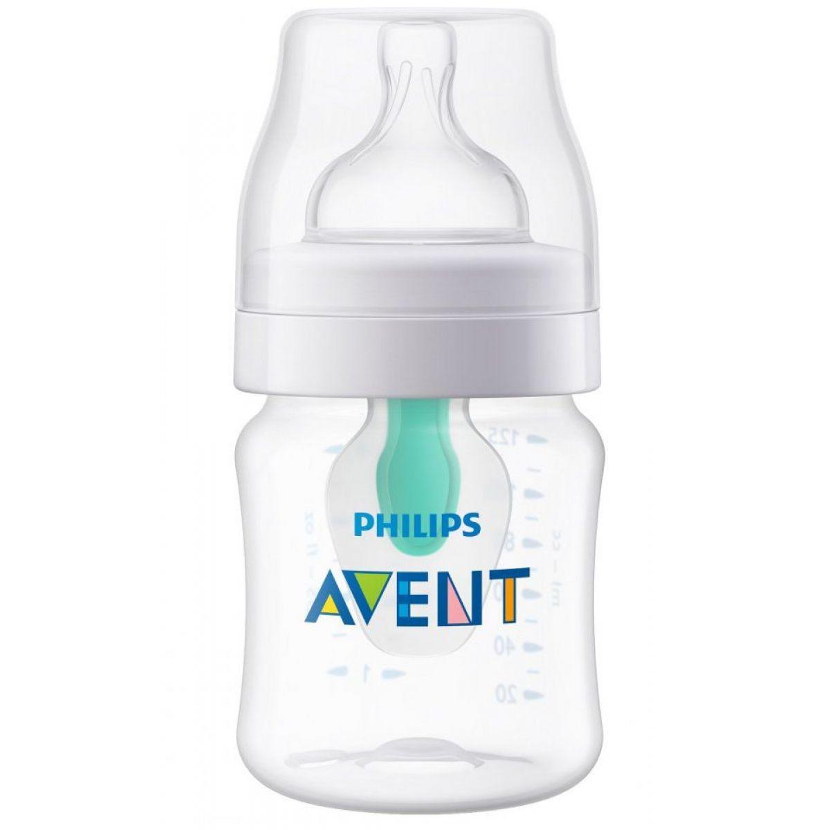 Philips Avent Láhev Anti-colic 125 ml s ventilem AirFree 1 ks