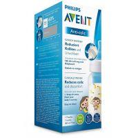 Philips Avent Láhev Anti-colic 260 ml 1 ks opice 2