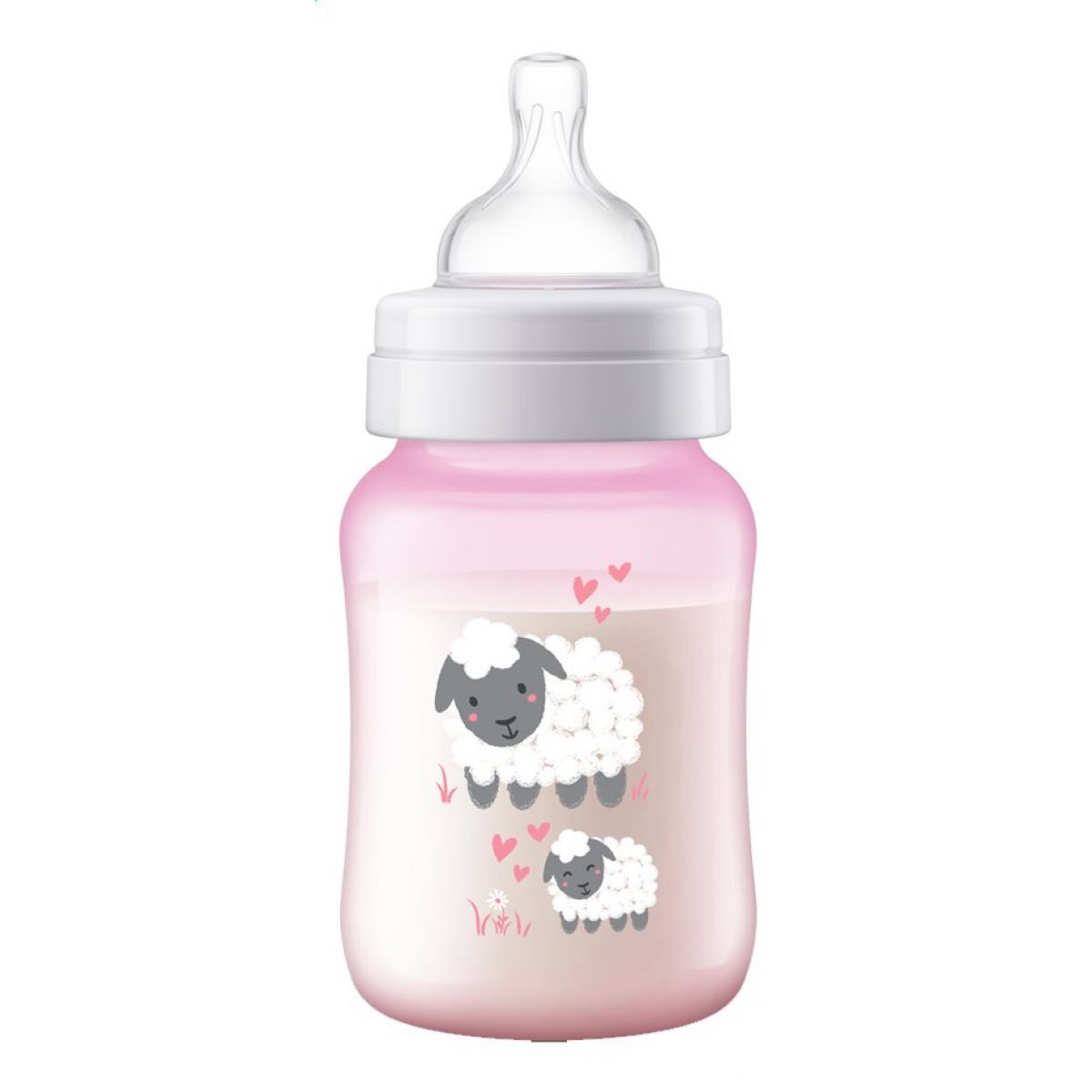 Philips Avent Lahev Anti-colic 260 ml 1 ks růžová ovečka