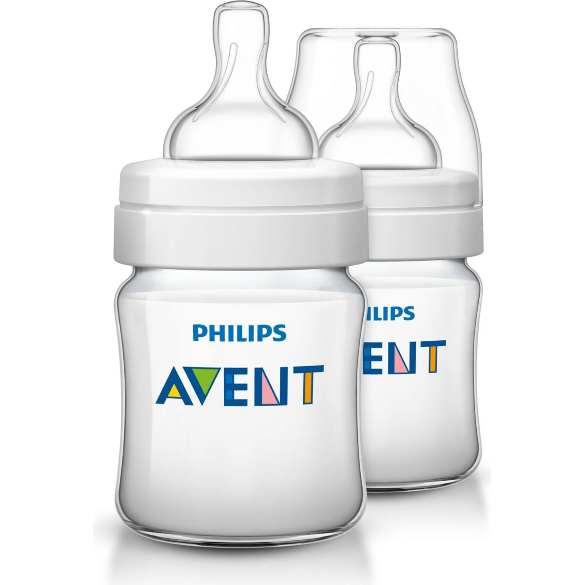 Philips Avent Láhev Classic+ 125 ml 2ks