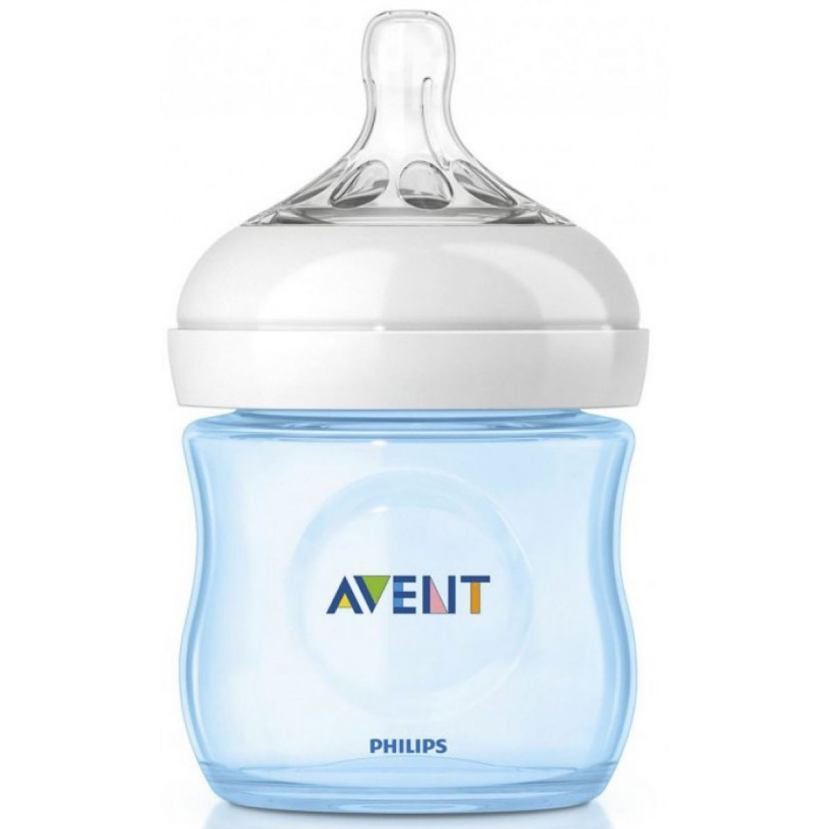 Philips Avent Láhev Natural 125 ml modrá
