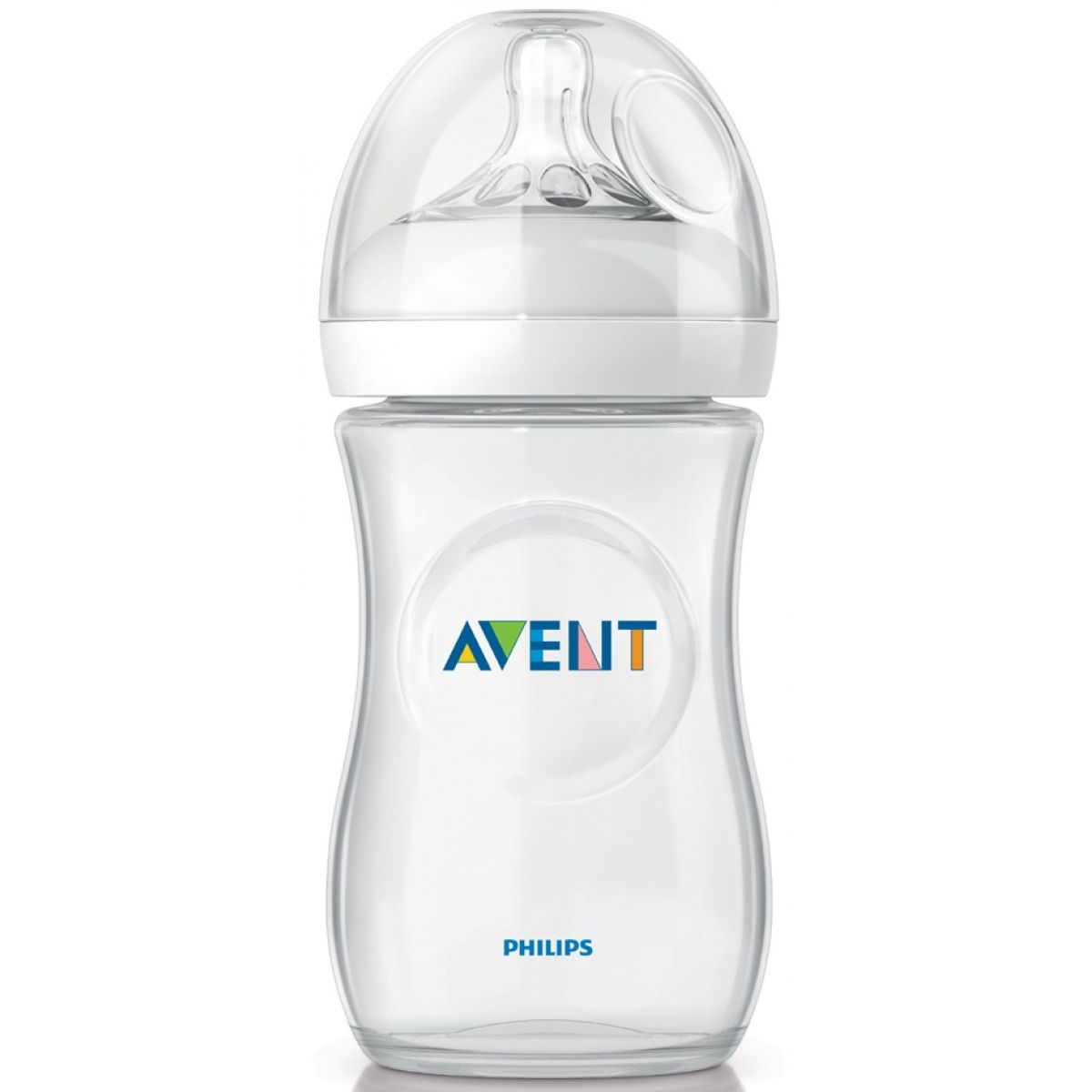 Avent Láhev Natural PP transparentní 260ml