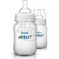 Philips Avent Láhev Classic+ 260 ml 2ks