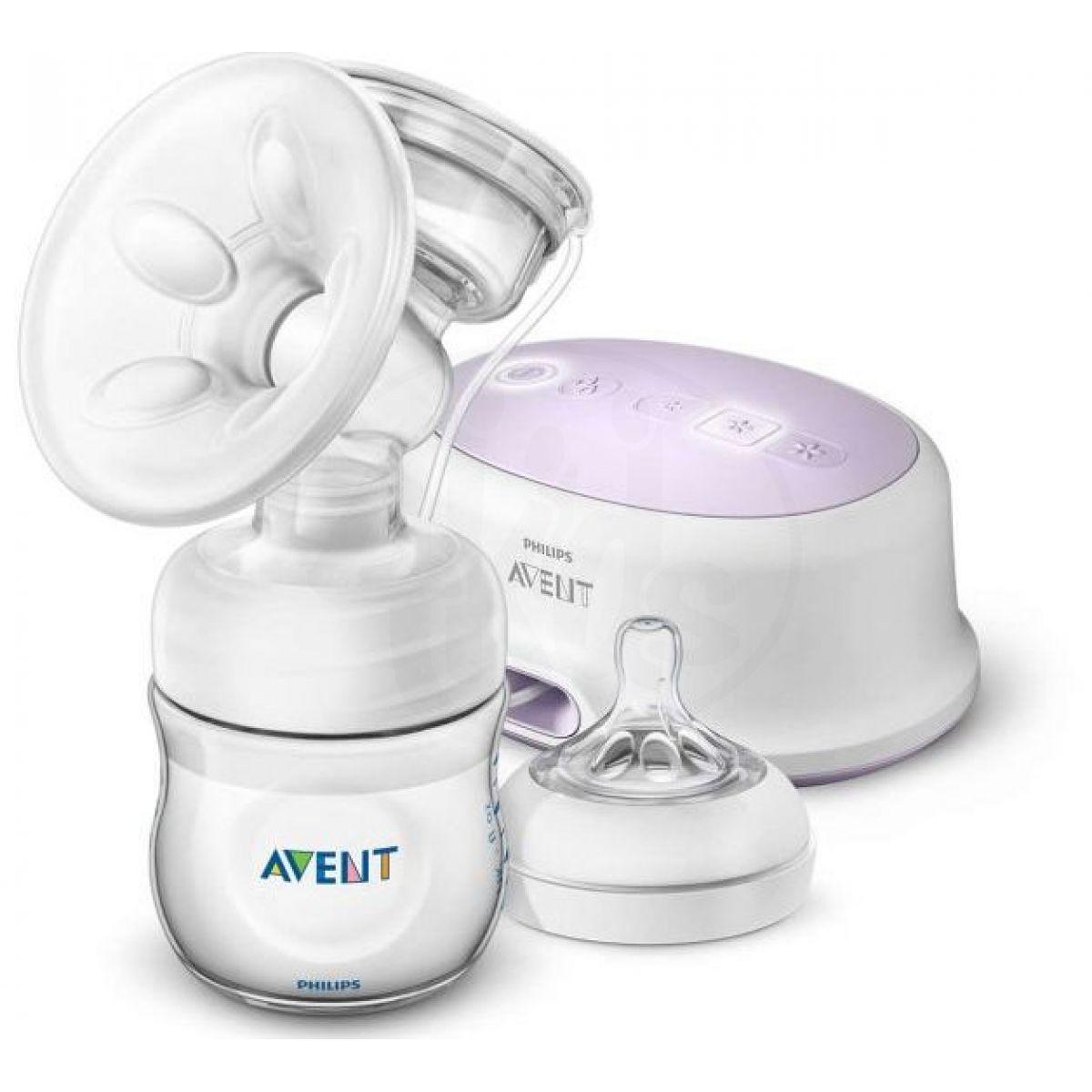 Philips Avent odsávačka Natural elektronická Ultra Comfort