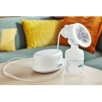 Philips Avent odsávačka Natural elektronická Ultra Comfort 2