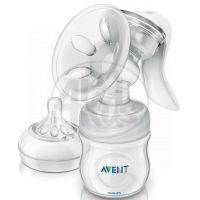 Philips Avent Odsávačka Natural se zásobníkem 125 ml