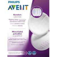 Philips Avent Prsní vložky jednorázové 100 ks