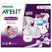 Philips Avent Sada pro kojení s elektrickou odsávačkou Natural 2