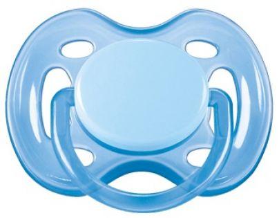 Philips Avent Šidítko Sensitive 0 - 6m - Modrá