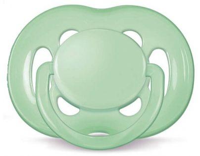 Philips Avent Šidítko Sensitive 6 - 18m - Zelená