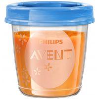 Philips Avent VIA pohárky s víčkem 180 ml 5ks 2