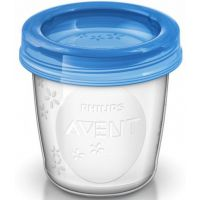 Philips Avent VIA pohárky 10 ks 180ml 2