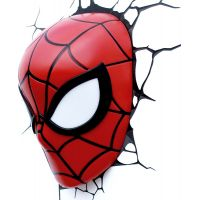 Philips Spiderman 3D světlo na zeď 2