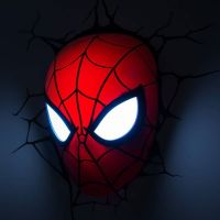 Philips Spiderman 3D světlo na zeď 5