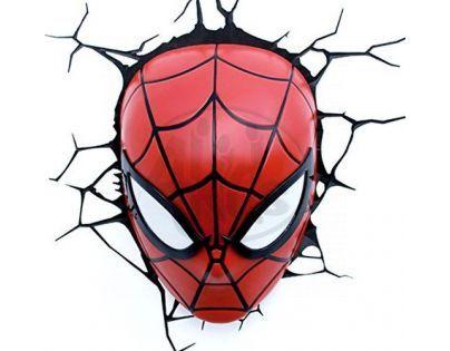 Philips Spiderman 3D světlo na zeď