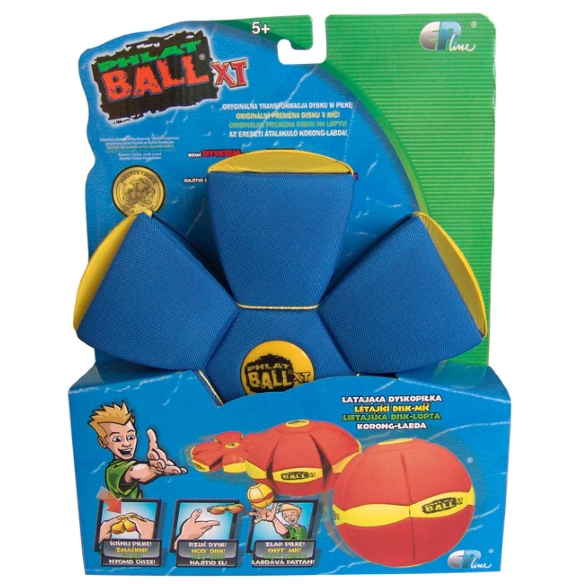 EP Line Phlat Ball XT Classic - Modrá