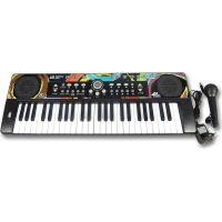 Made Piano 49 kláves s nabíječkou a mikrofonem