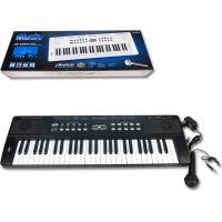 Made Piano 54 kláves s nabíječkou a mikrofonem
