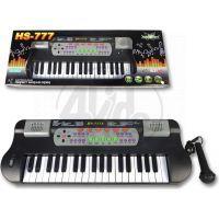 Piano s mikrofonem 37 kláves