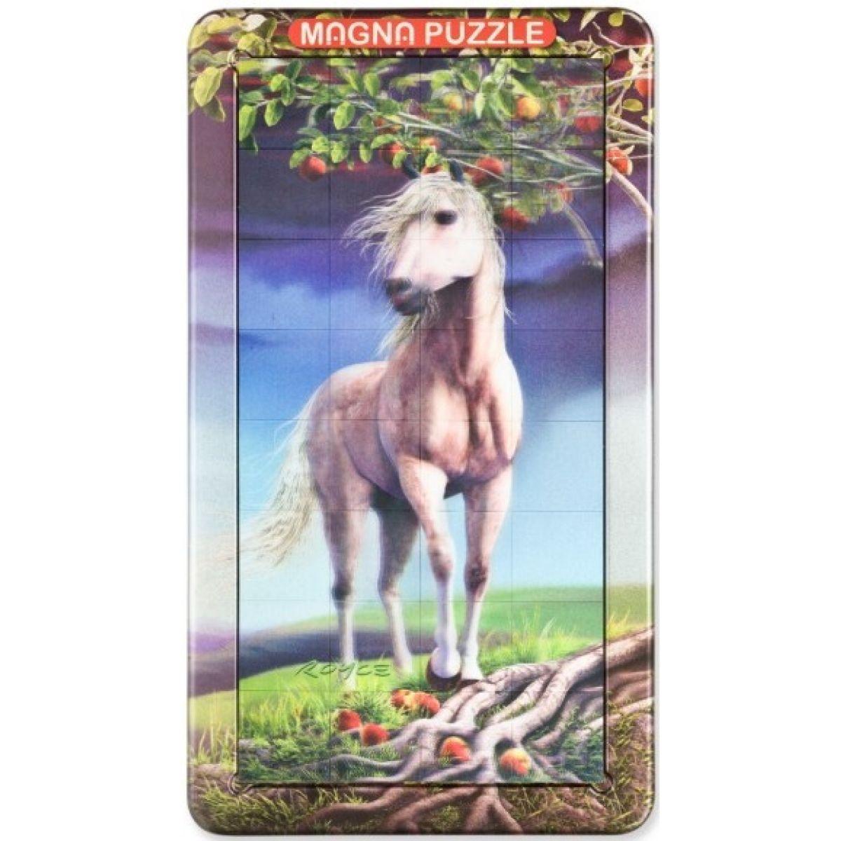 Piatnik 3D Magnetické puzzle Kůň