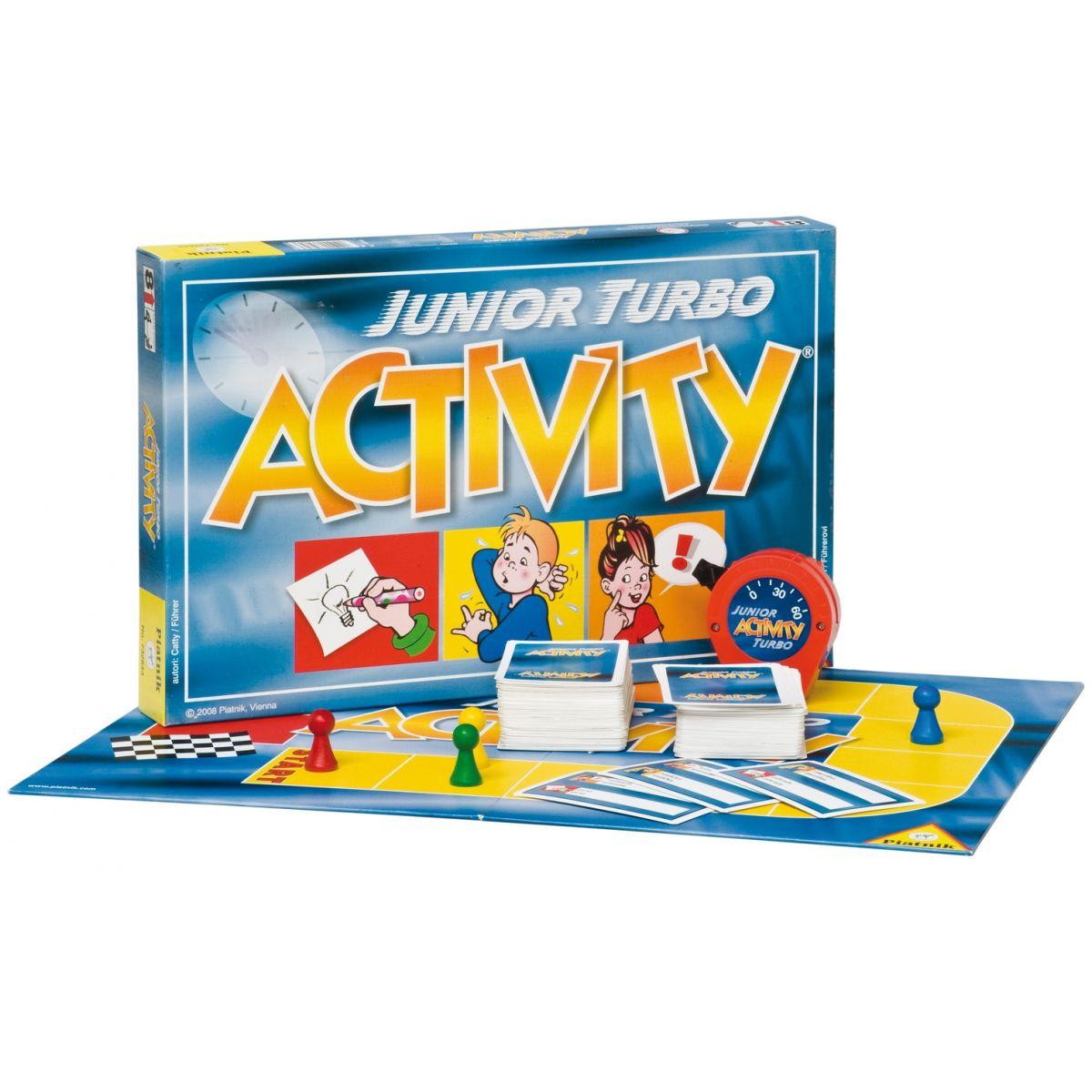 Piatnik Activity Junior Turbo