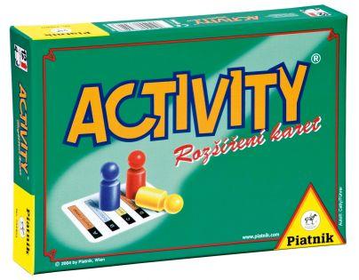 Piatnik 7344 - Activity - rozšíření karet