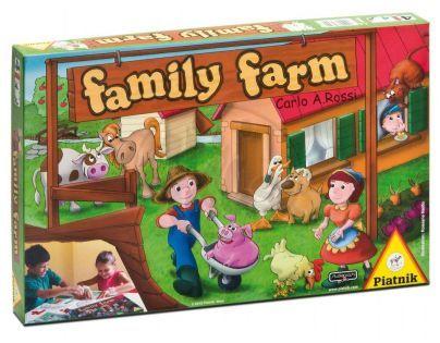 Piatnik 747441 - Family farm