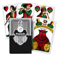 Piatnik Mariáš karty jednohlavé