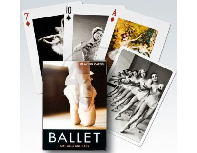 Piatnik Karty Poker Balet