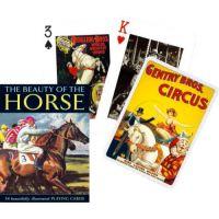 Piatnik Karty Poker Koně