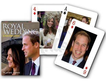 Piatnik Karty Poker Královská svatba