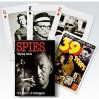 Piatnik Karty Poker Špioni