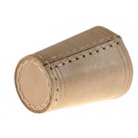 Piatnik Kelímek na kostky kožený