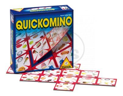 Piatnik 607899 - Quickomino