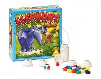 Piatnik 7207 - Sloní paměť