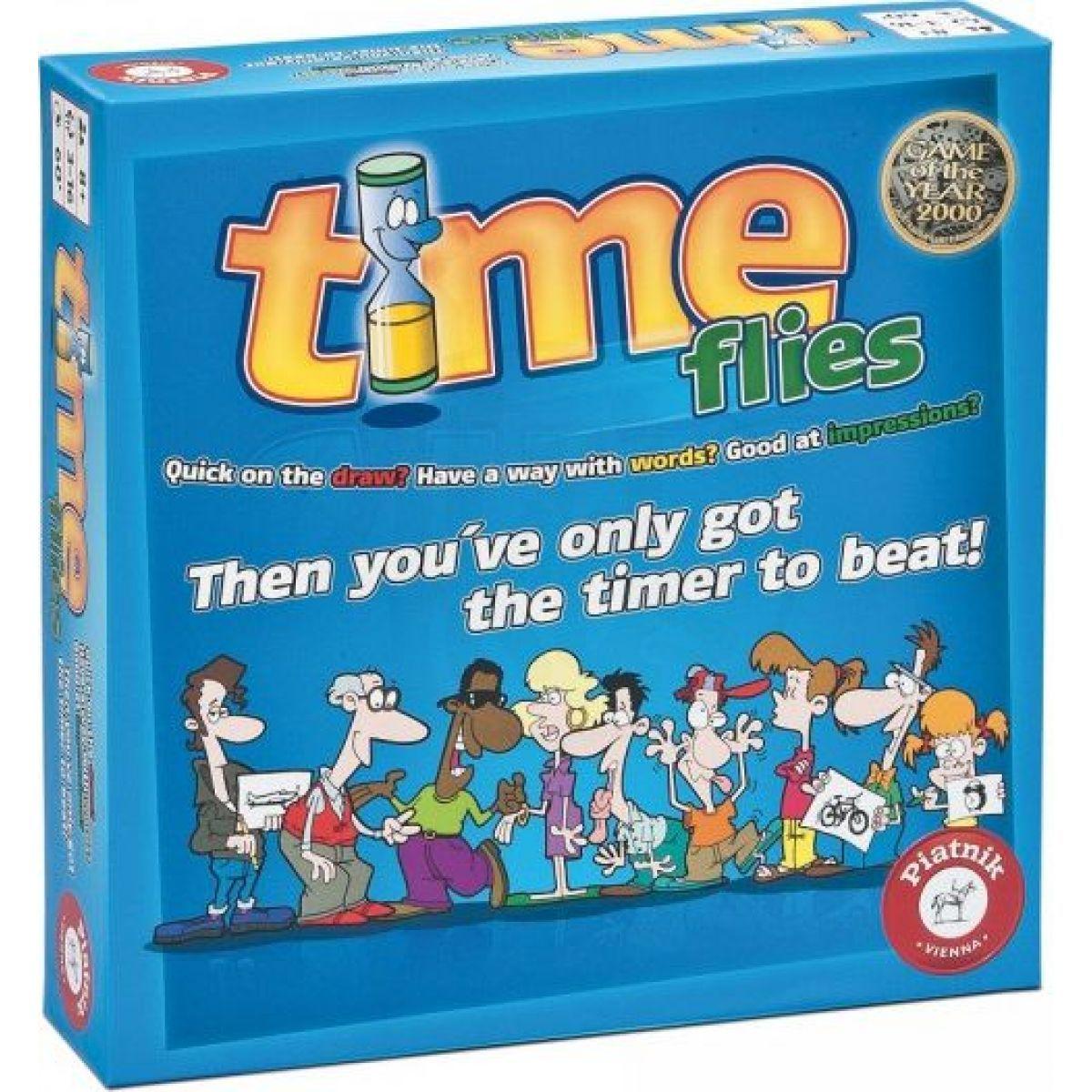 Piatnik Time Flies Activity English