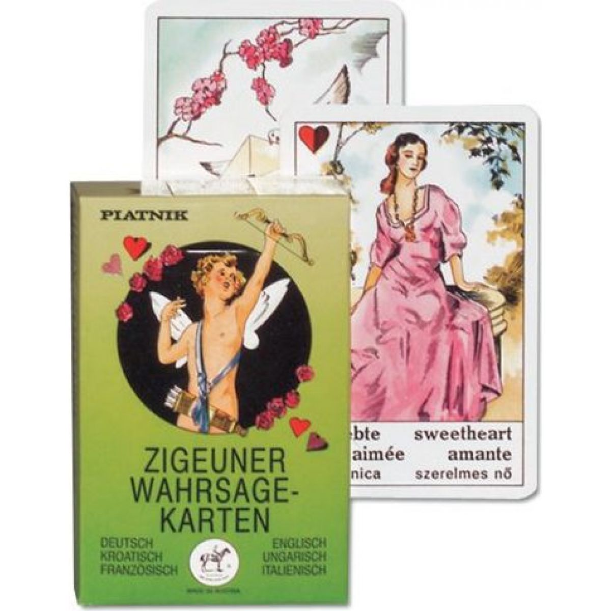 Piatnik Vykládací cikánské karty Piatnik
