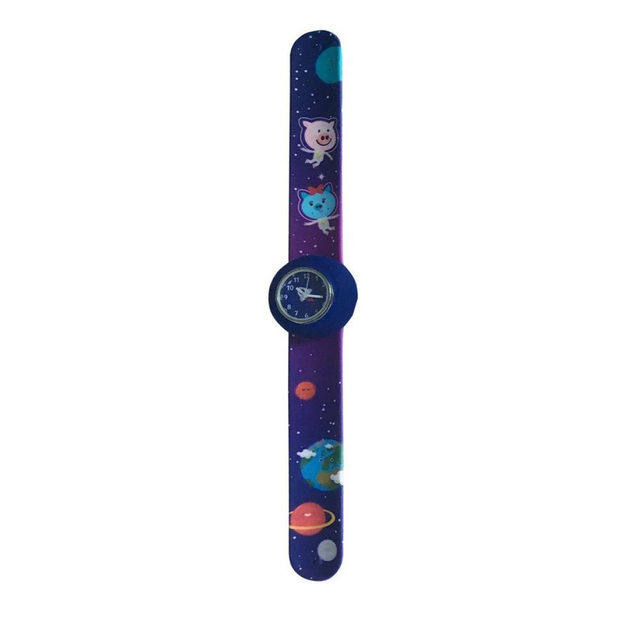 Pigy hodinky fialové