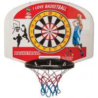 Pilsan Deska Basket s terčem na šipky Červená  - II JAKOST