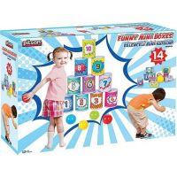 Pilsan Hra s padacími kelímky Funny mini boxes 2