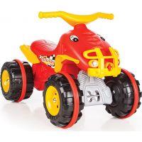 Pilsan odstrkovací autíčko Cenagaver ATV červené