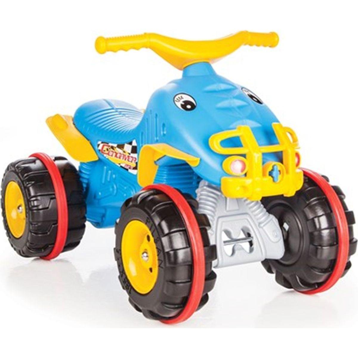 Pilsan Odstrkovací autíčko bugina modrá