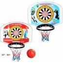 Pilsan Toys Basketbalová deska - Modrá 2