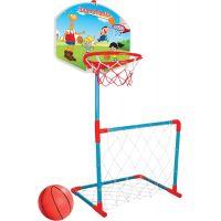 Pilsan Basket + fotbalová branka s míčem Děti