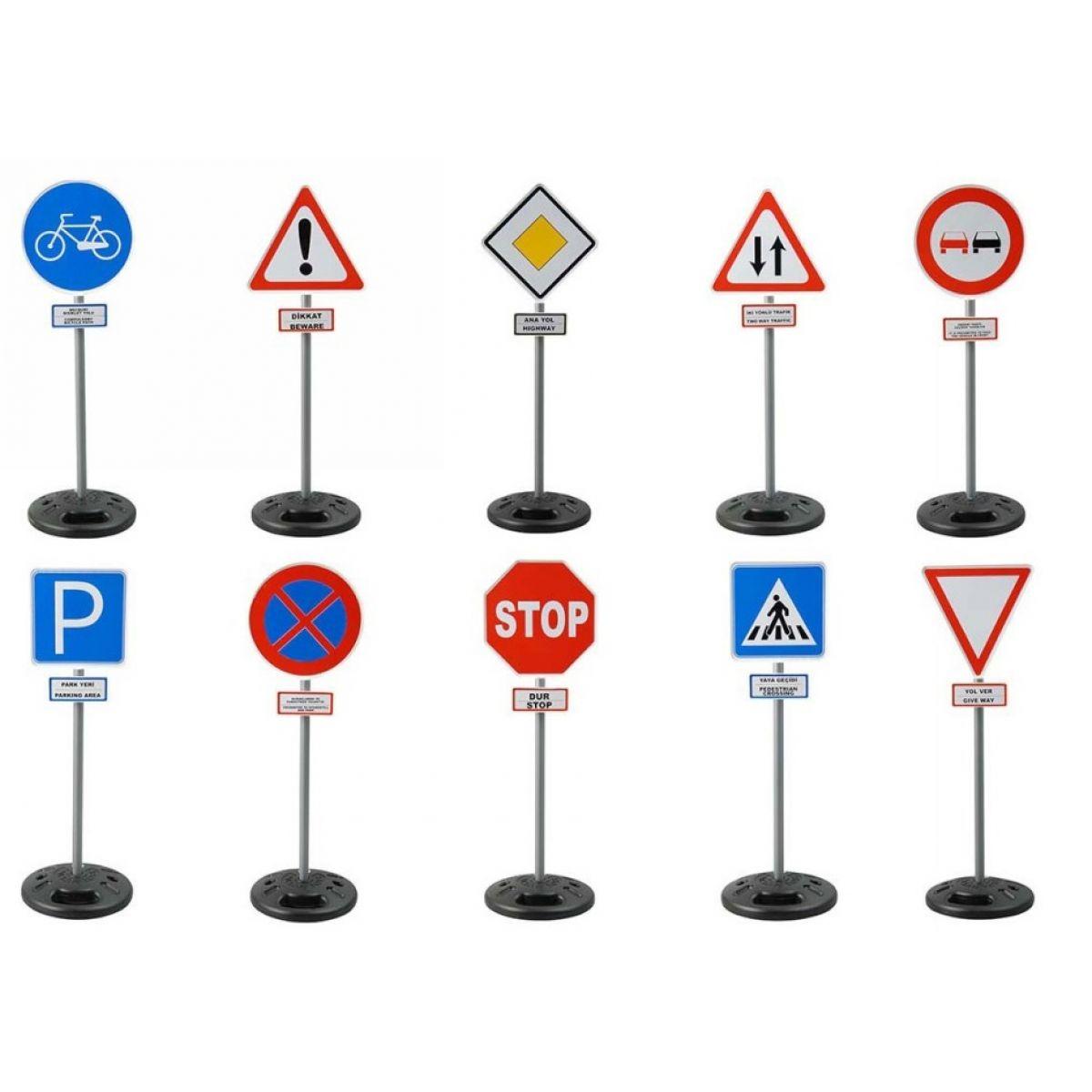 Pilsan Toys Dopravní značky