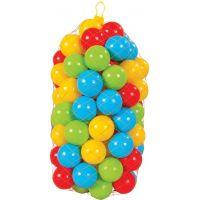 Pilsan Plastové míčky 9 cm - 100 ks